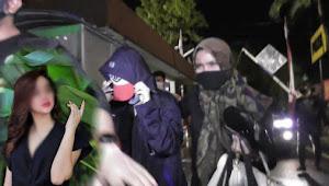 Artis FTV di Tangkap Personil Polisi Polrestabes Medan Diduga Terlibat Dalam Kasus Prostitusi
