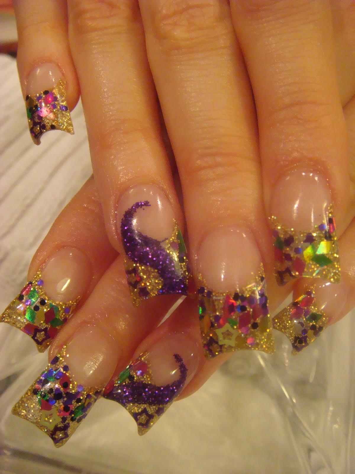 Nail Art: SPRING 2011 NAILS