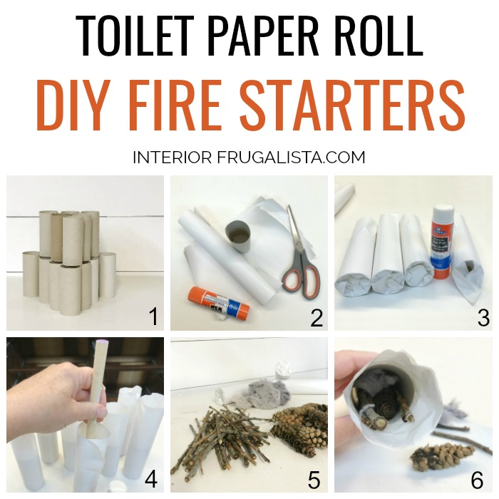 Add some extra fun to your Canada Day OR 4th of July wiener roasts with these DIY Patriotic Toilet Paper Roll Sparkler and Rocket Style Fire Starters!