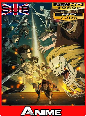 Attack on Titan Temporada final(2020) [7/16] subtitulado HD [720P] [1080P] [GoogleDrive] rijoHD