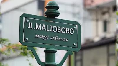 Asal Usul Nama Malioboro, Ikon Kota Jogja Yang Penuh Makna
