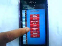 Gambar media pembelajaran interaktif berbasis Android
