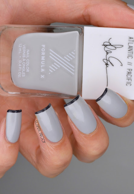 Formula X #ColorCurators Atlantic Pacific Edition with Tiny French Tips