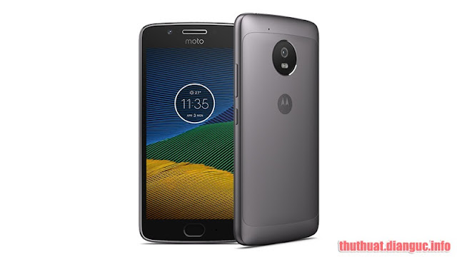 (Tổng hợp) Rom / firmare stock cho Motorola Moto G5 (Cedric)