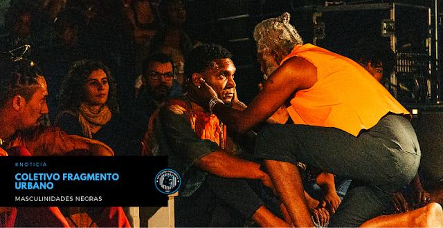 Grupo cria ciclo de formações acerca de espetáculo de dança sobre masculinidades negras.