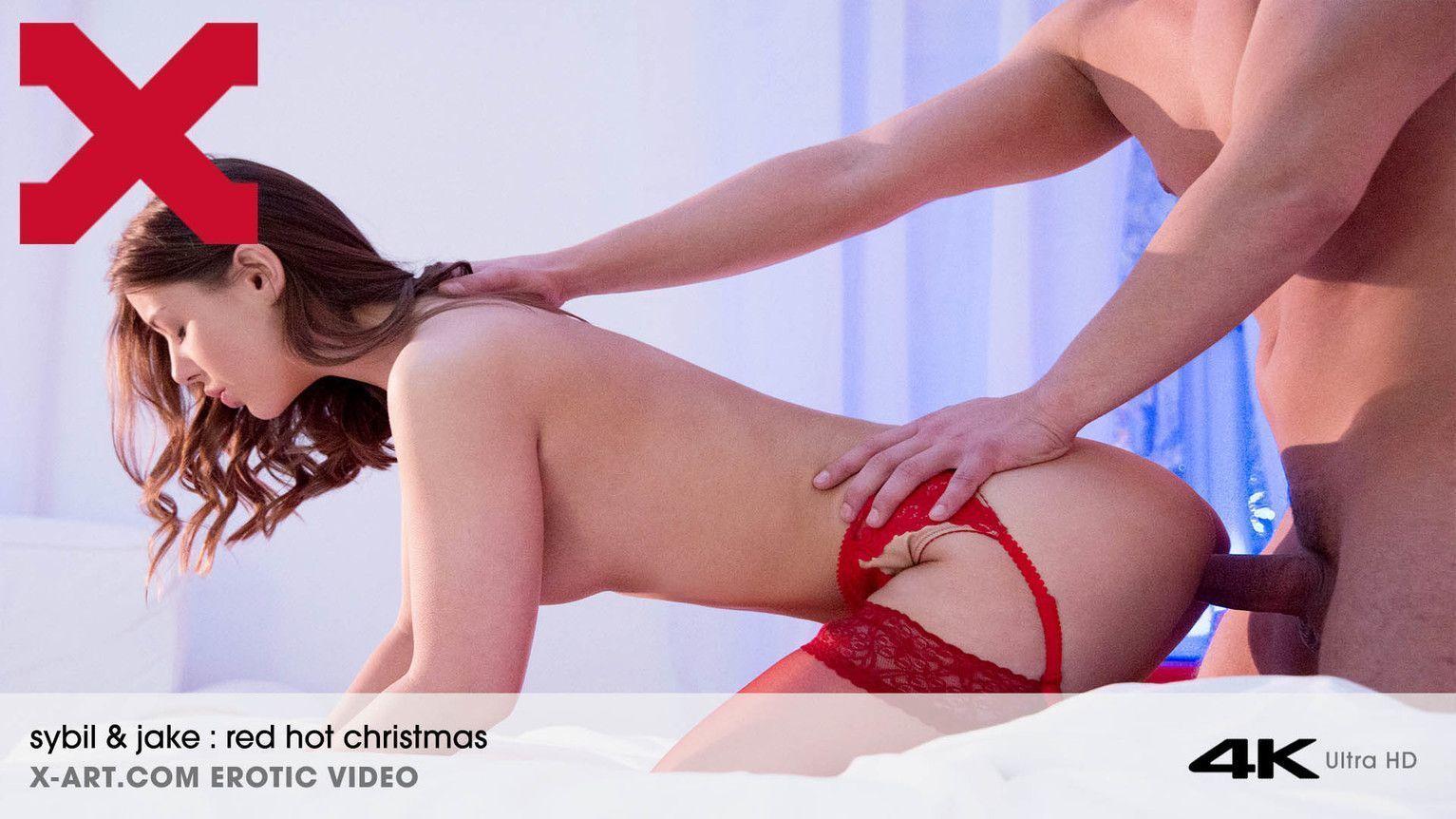 UNCENSORED [x-Art]2017-12-23 Red Hot Christmas, AV uncensored