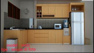 Pembuatan Lemari Kitchen Set Cibubur dan Bogor | MS Sinergy Service