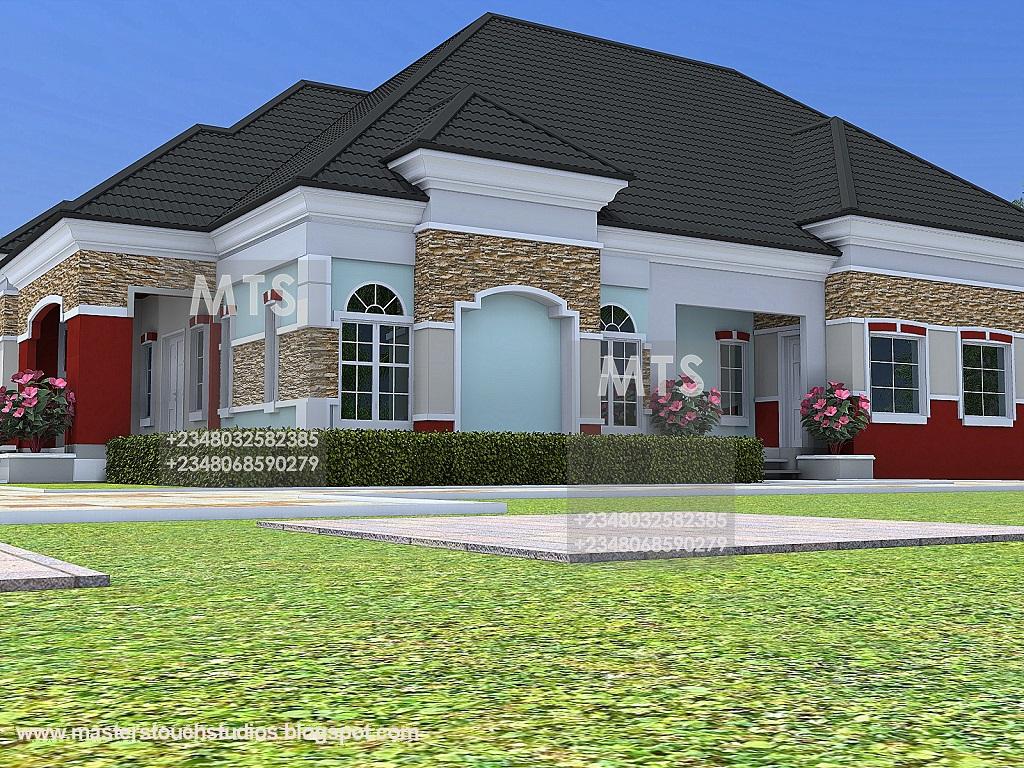 Mr chukwudi 5 bedroom bungalow