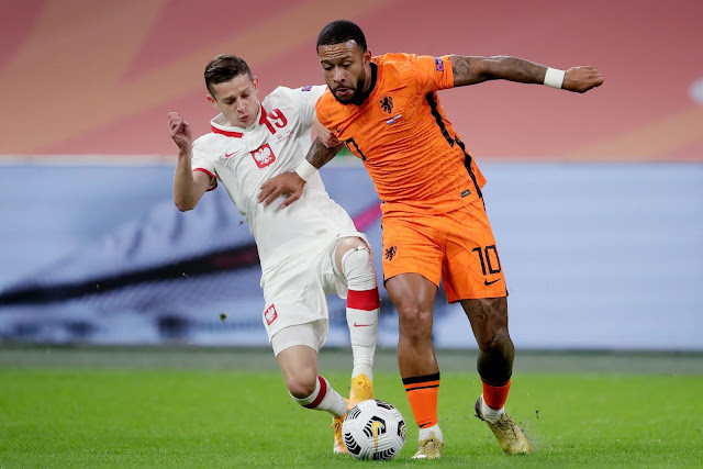 هولندا ضد بولندا
