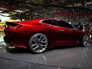 BMW Concept 4 - side