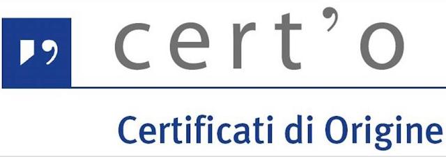 Romagna - Nuova piattaforma per l'invio telematico dei Certificati di origine
