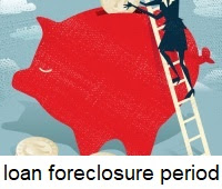 fha loan foreclosure waiting period