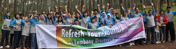 Outbound Pangalengan