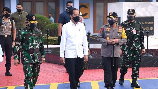 Bertolak ke Jatim, Presiden Jokowi akan Resmikan PSEL