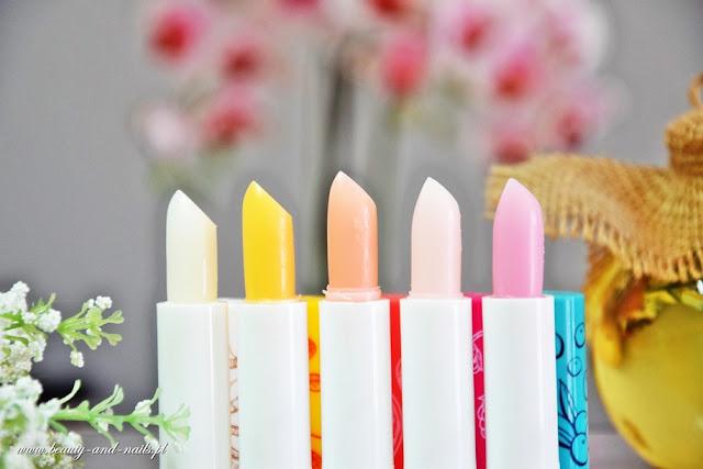 AROMA LIP BALM Revers Cosmetics