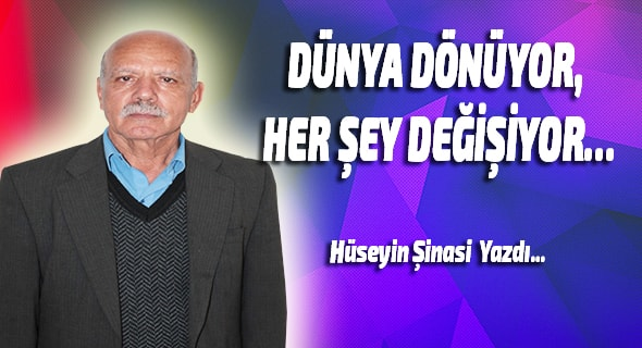 YAZARLAR,Hüseyin Şinasi,Anamur Haber,
