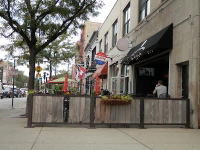 Division Street à Chicago