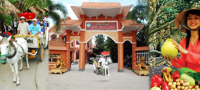 My Khanh tourist village