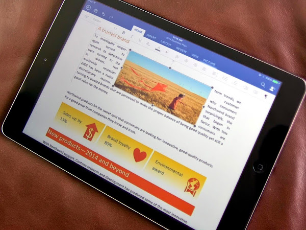 Microsoft Office for iPad