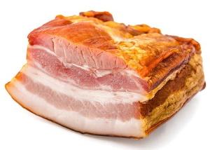 carne de cerdo ahumada
