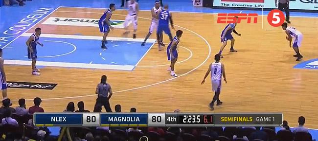 NLEX def. Magnolia, 88-87 (REPLAY VIDEO) March 10 / Semis Game 1
