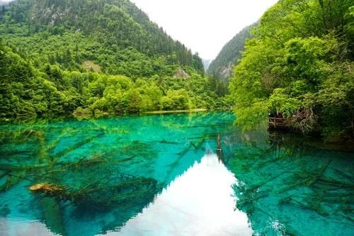 Jiuzhaigou Tourism Resort reopened