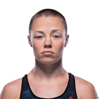 American mixed martial artist, Rose Namajunas