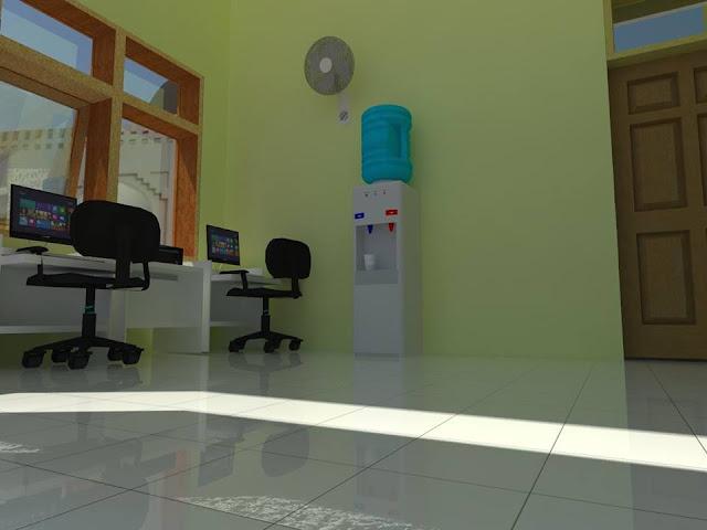 Ruangan Tata Usaha