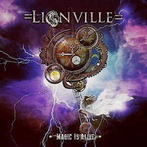 Lionville, Magic Is Alive Frontiers Records August 7, 2020