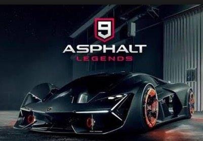 تحميل افضل العاب سباق السيارات Asphalt 9 Legends للاندرويد مجانا