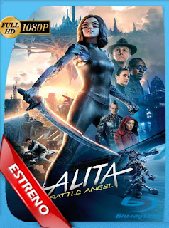 Battle Angel: La Última Guerrera (2019)  HD [1080p] Latino [GoogleDrive] SilvestreHD