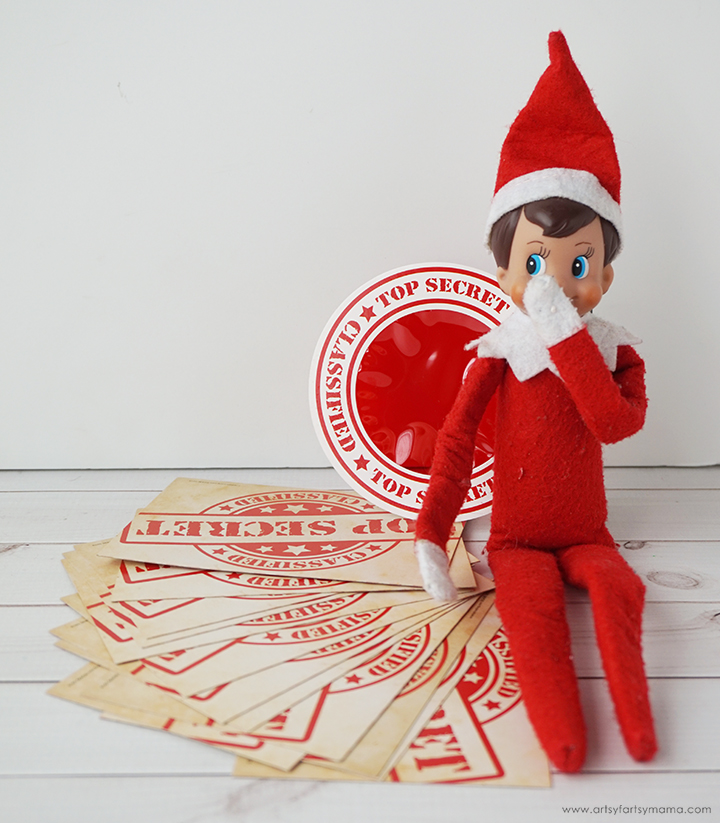 Elf on the Shelf Secret Kindness Missions