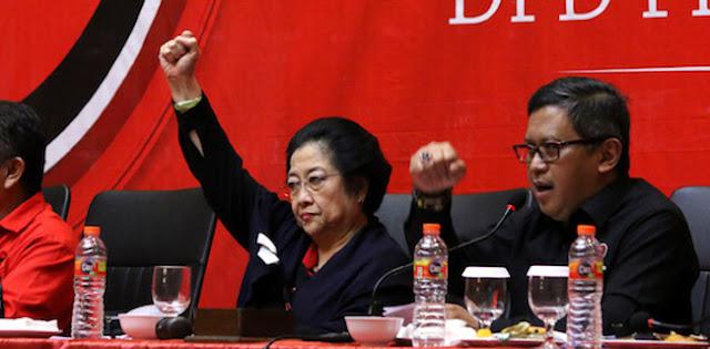 PDIP Tegaskan Tidak Ada Ruang Koalisi untuk PKS dan Demokrat