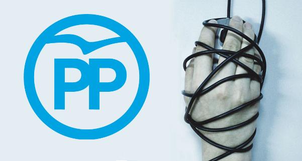 El PP quiere prohibir el anonimato en las redes sociales