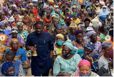 #EndSARS: Kokun Foundation Set To Shut Down Lagos Secretariat With 7000 N*ked Widows #Arewapublisize