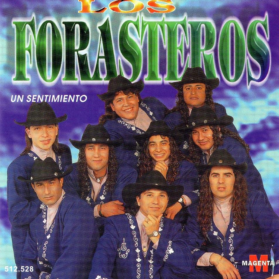 Los Forasteros Un Sentimiento 1999 Radio Máxima Fm