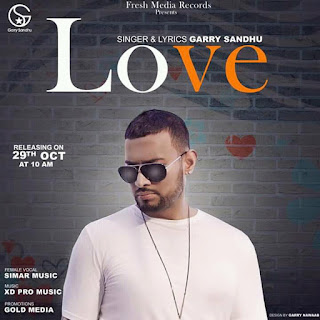 LOVE SONG: This punjabi song is sung & Garry Sandhu, composed by XD Pro Music and lyrics of this sad song is inked by Garry Sandhu.
