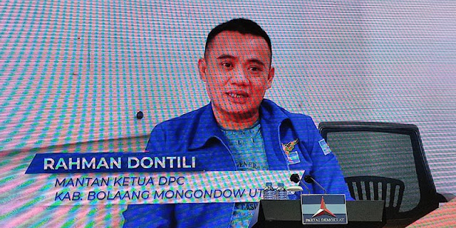 Terima Uang Rp 100 Juta, Eks Ketua DPC Kabupaten Bolaang Mongondow Utara Bocorkan Kejanggalan KLB Demokrat Abal-abal