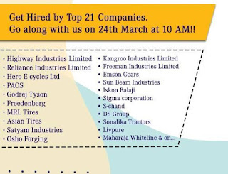 10th, 12th Pass , ITI, Diploma Jobs Campus Placement Drive Get Hired by Top 21 Companies At Ambuja Cement Foundation Pvt. ITI Darlaghat, H.P