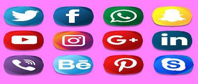وسائل التواصل الإجتماعي