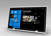 Windows Phone 7 - Tablet Concept