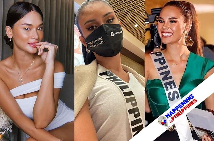 Rabiya Mateo, May Mensaheng Natanggap Mula sa kay Pia at Catriona Matapos Hindi Siya Nakapasok sa Top 21
