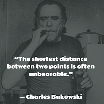 Charles Bukowski best sayings