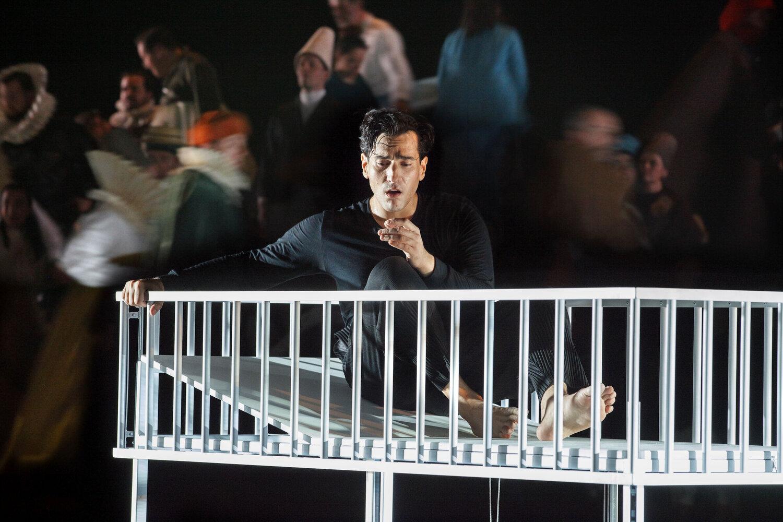 Verdi: Don Carlos - Leonardo Capalbo - Opera Vlaanderen (photo Annemie Augustijns))