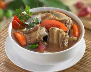 Resep Cara Membuat Sup Iga Sapi