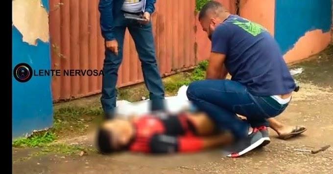 Discussão termina com ex-presidiário assassinado na Avenida Jorge Teixeira