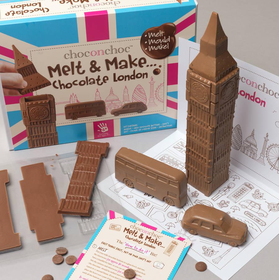 Chocolate London Kit