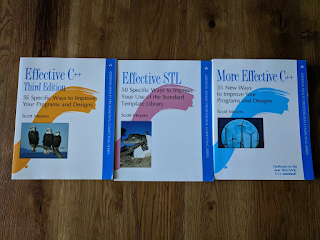advanced books for C++ developers