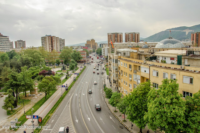 Skopje - Macedonia - Panorama