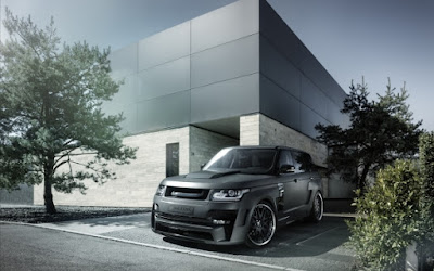 2014 Mystere Hamann Range Rover – Impressive and Luxurious